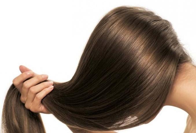 dieta dla zdrowych włosów